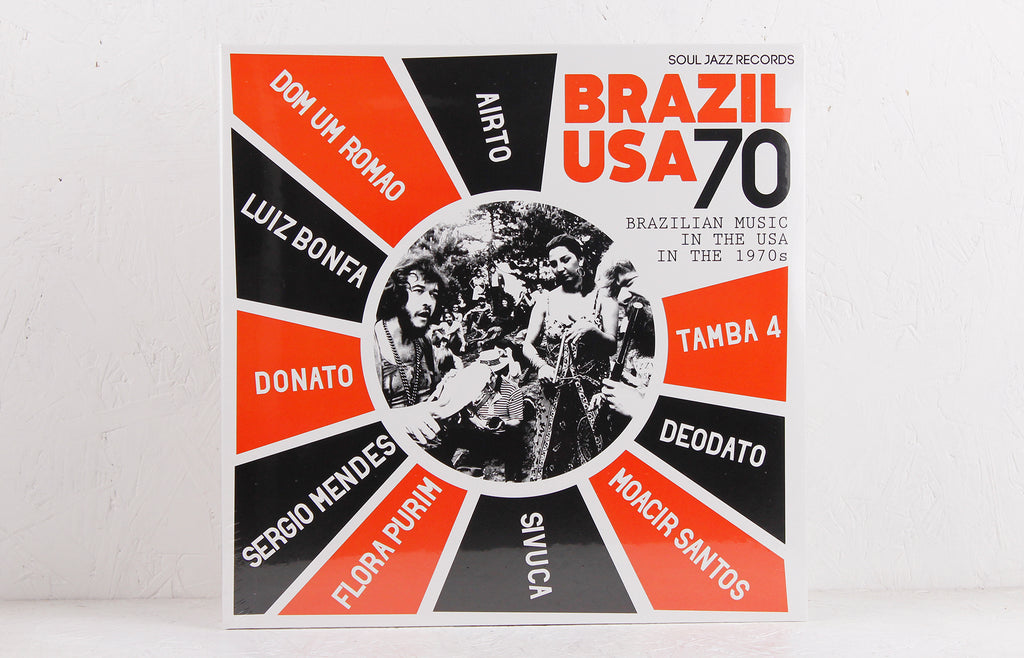 Brazil USA 70: Brazilian Music In The USA In The 1970s – Vinyl 2LP
