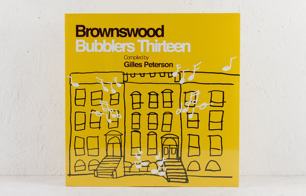 Brownswood Bubblers Thirteen – Vinyl LP