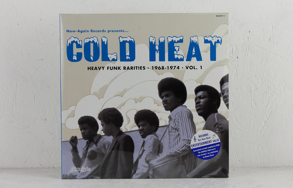 Cold Heat: Heavy Funk Rarities 1968-1974 Vol.1 – Vinyl 2-LP