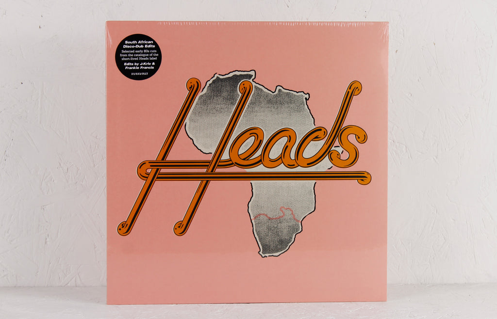 Heads Records: South African Disco Dub Edits – Vinyl 12""