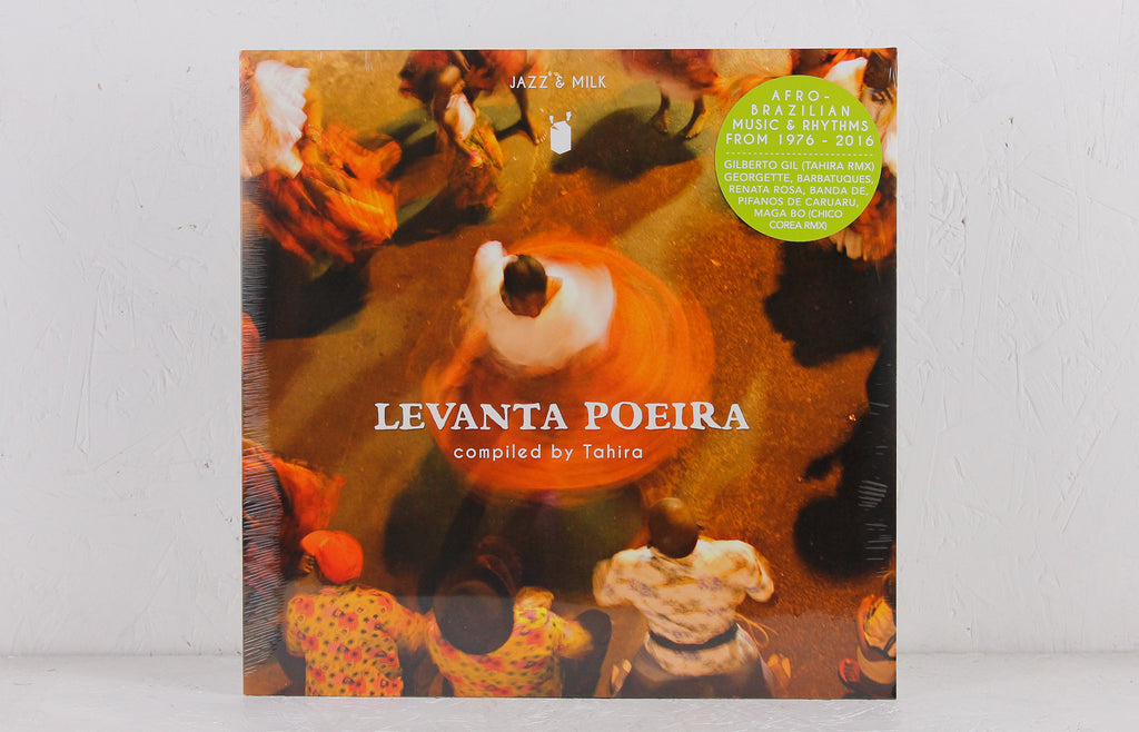 Levanta Poeira: Afro-Brazilian Music & Rhythms From 1976-2016 – Vinyl LP