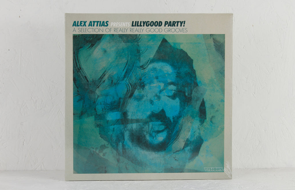 Alex Attias: Lillygood Party! 'A Selection Of Really Really Good Grooves' – Vinyl 2-LP