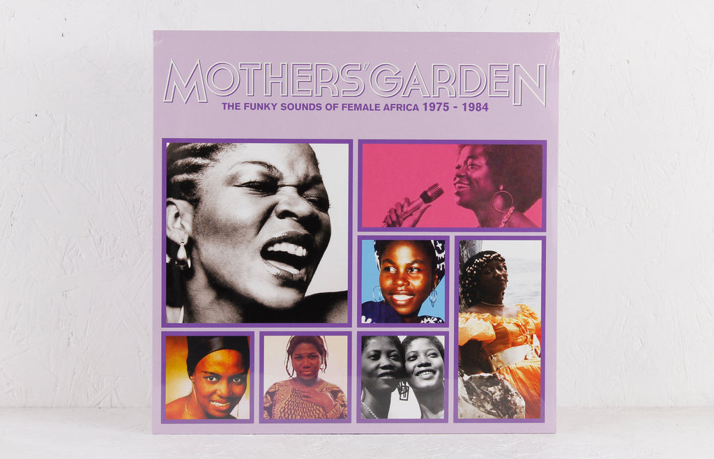 Mothers' Garden The Funky Sounds Of Female Africa 1975-1984 – Vinyl LP