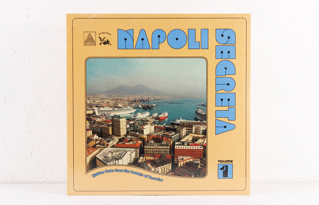 Napoli Segreta Vol.1 – Vinyl LP