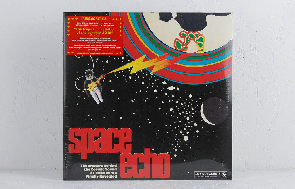 Space Echo: The Mystery Behind The Cosmic Sound Of Cabo Verde – 2-LP Vinyl