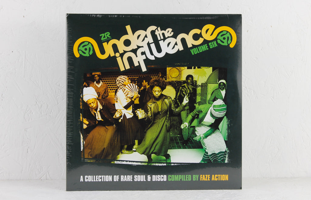 Under The Influence Volume Six (A Collection Of Rare Soul & Disco) – Vinyl 2LP