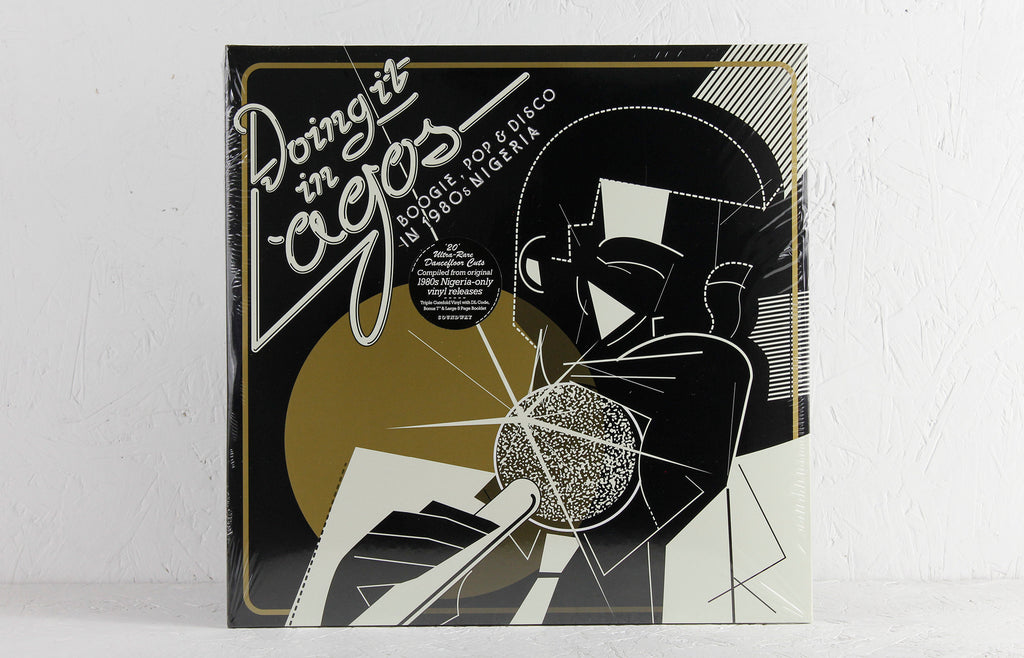 Doing It In Lagos – Boogie, Pop & Disco In 1980s Nigeria – Vinyl 3-LP