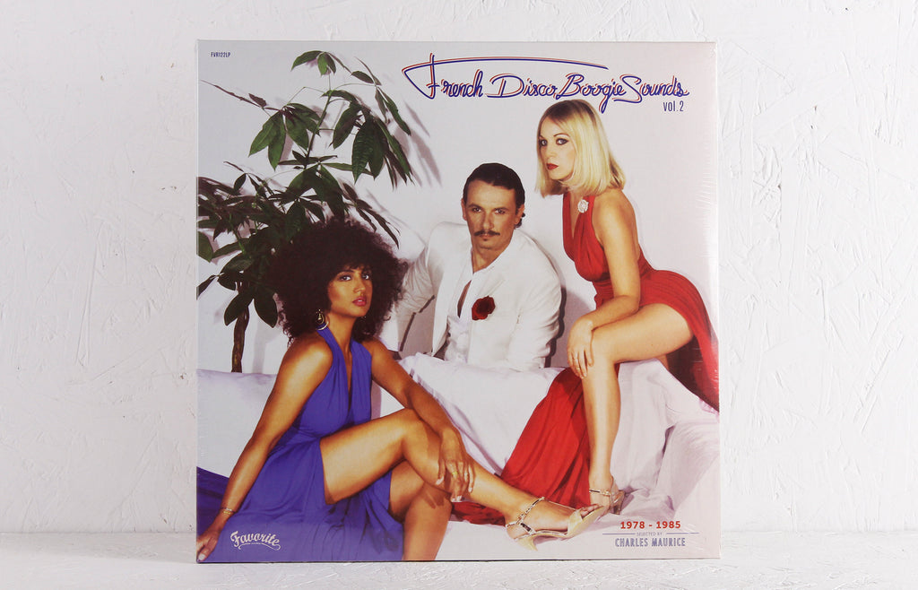French Disco Boogie Sounds Vol. 2 (1978-1985) – Vinyl 2-LP