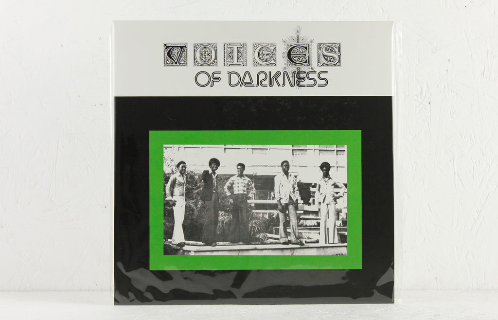 Voices Of Darkness - Voices Of Darkness - Vinyl LP