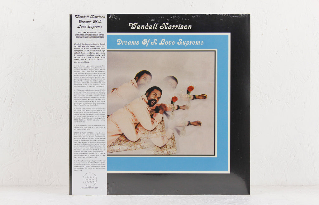 Dreams Of A Love Supreme – Vinyl LP