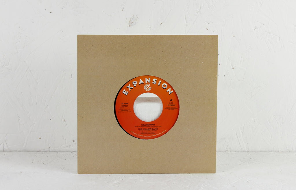 "Willowman / Funky Guitar Man – 7"" Vinyl"