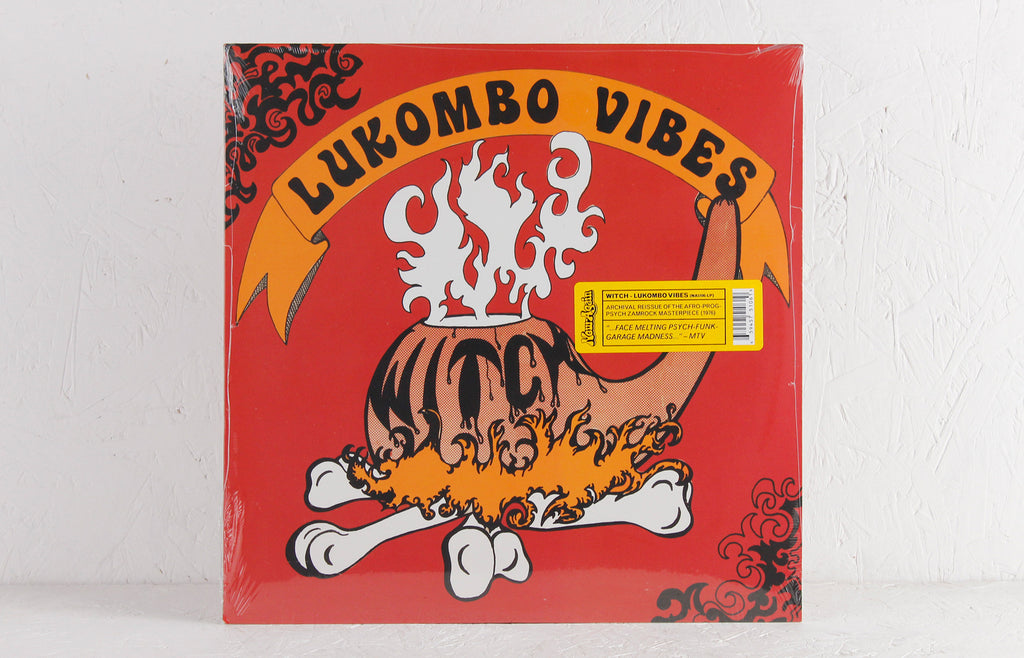 Witch ‎– Lukombo Vibes – Vinyl LP