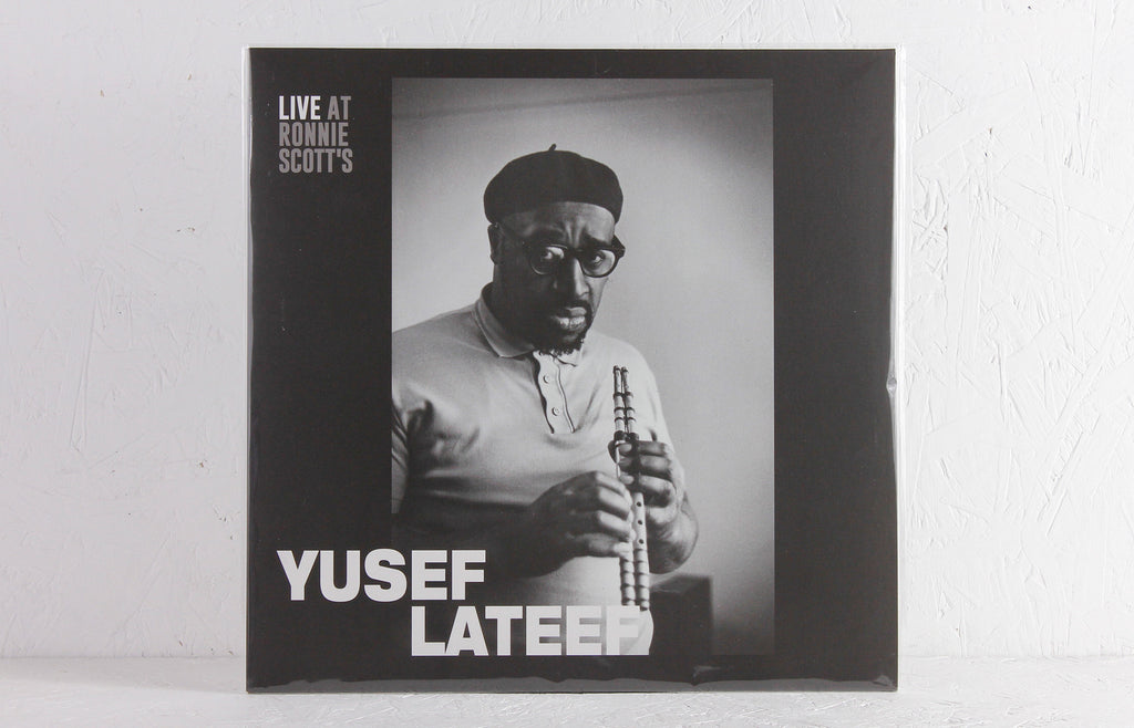 Yusef Lateef – Live at Ronnie Scott's, 15th January 1966 – Vinyl LP