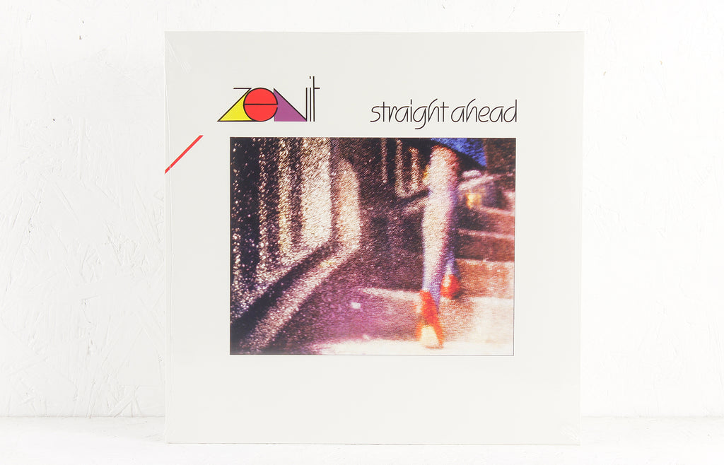 Straight Ahead – Vinyl LP