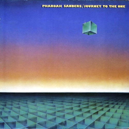 Pharoah Sanders – Journey To The One – 2-LP Vinyl