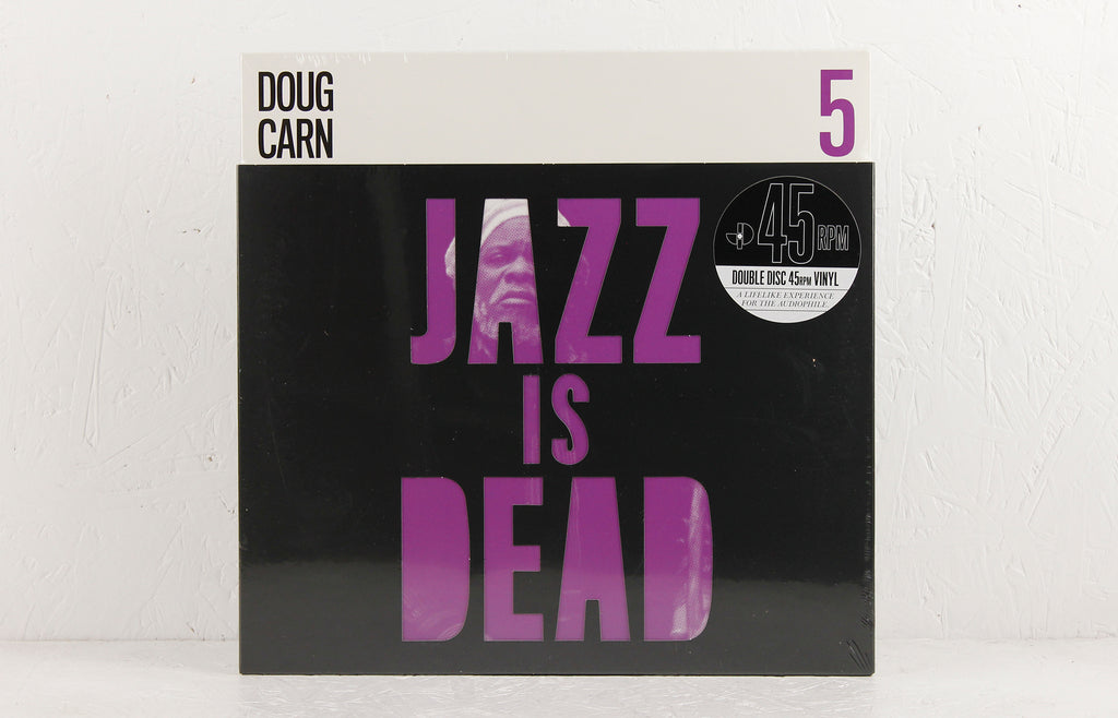 Jazz Is Dead 5 – Vinyl 2LP