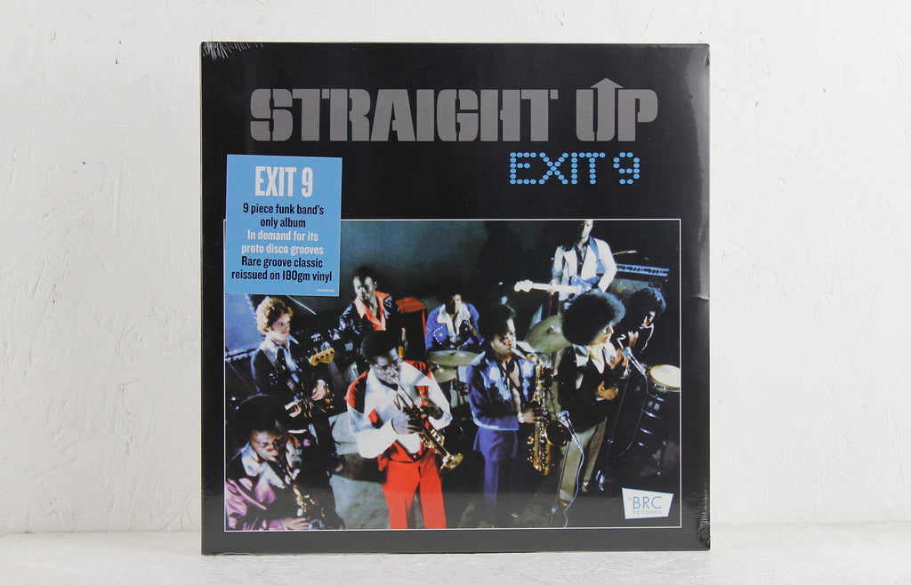 Straight Up – Vinyl LP