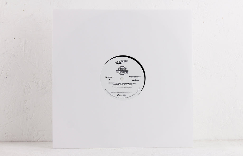 Smarty Pants / Are You Ready For Me? – Vinyl 12""
