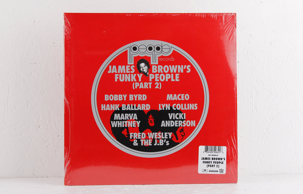 James Brown's Funky People (Part 2) – Vinyl 2LP