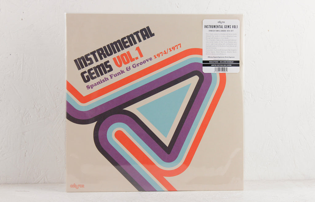 Instrumental Gems Vol.1 - Spanish Funk & Groove 1974/1977 – Vinyl LP