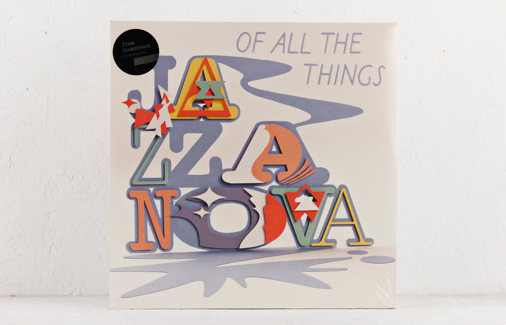 Of All The Things – Vinyl 3LP