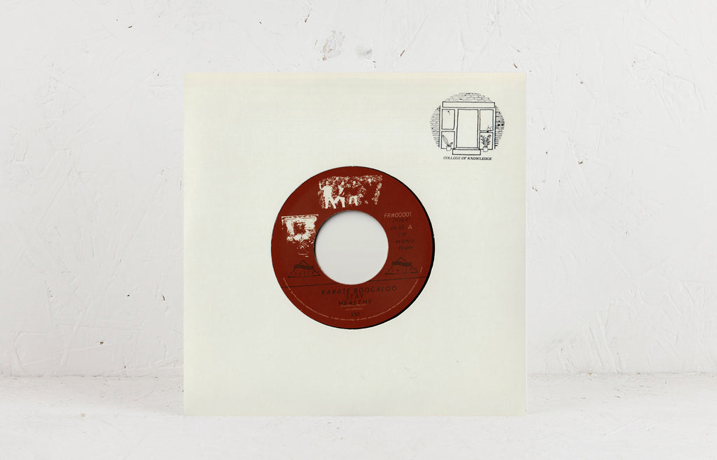 Stay Healthy / Empowered, Bye The Sadness – Vinyl 7""