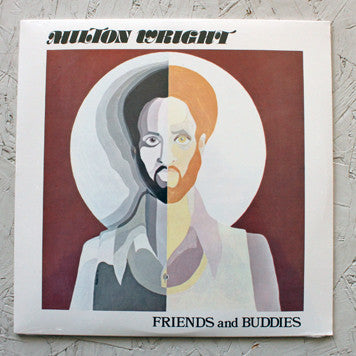 Milton Wright - Friends & Buddies LP
