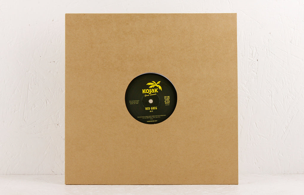 Do It / Peace – Vinyl 12""