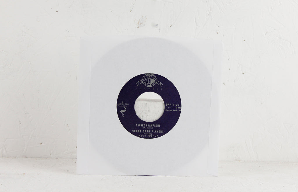 Canned Champagne / Canned Champagne (Instrumental) – Vinyl 7""