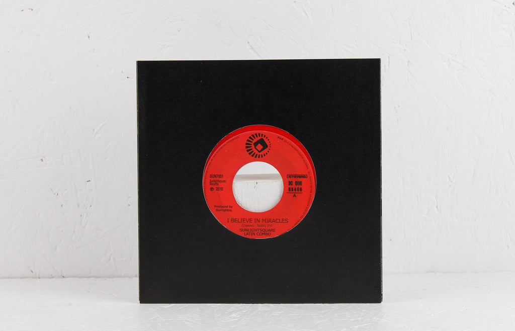 I Believe In Miracles – Vinyl 7""