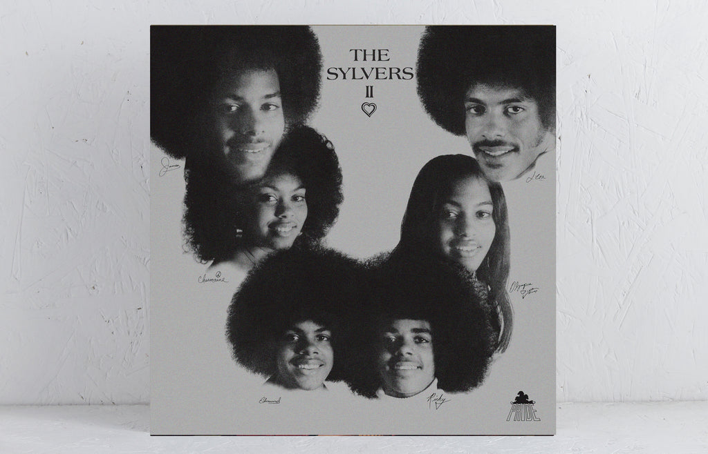 The Sylvers II – Vinyl LP/CD