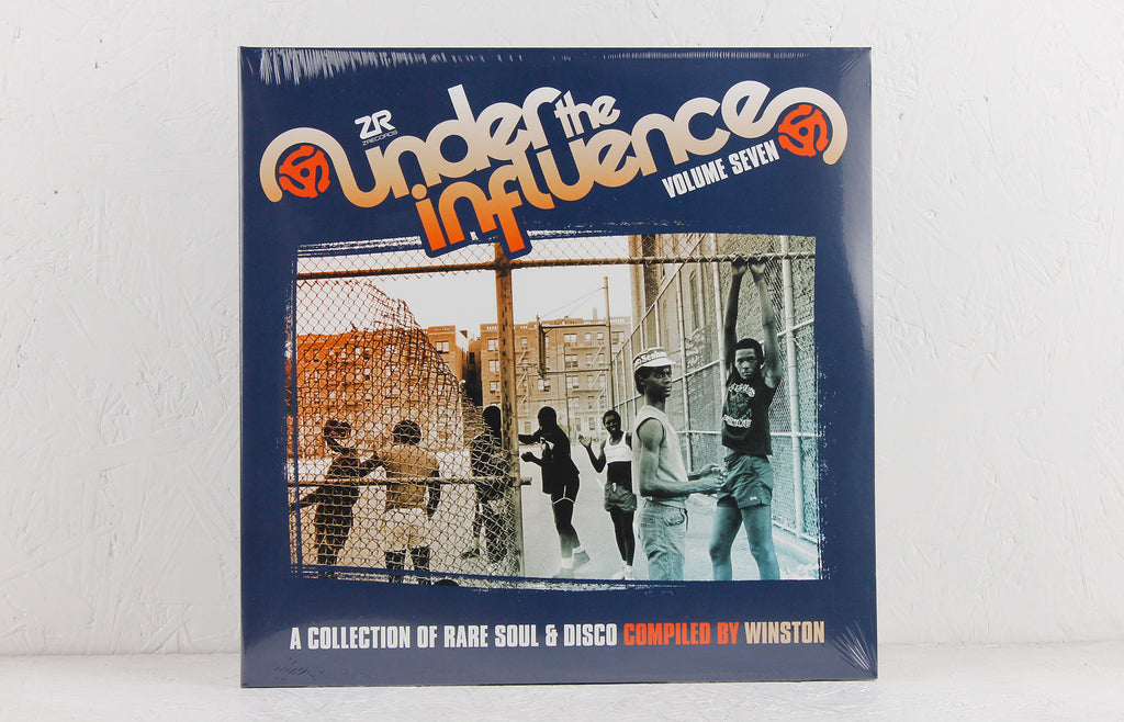 Under The Influence Volume Seven (A Collection Of Rare Soul & Disco) – Vinyl 2LP