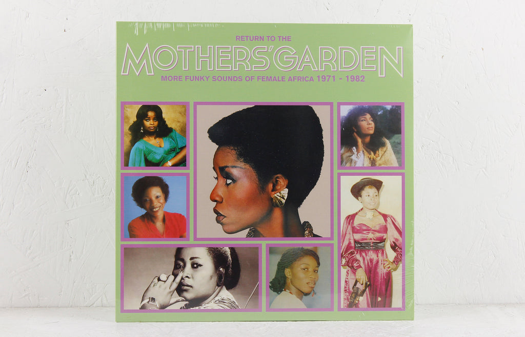 Return To The Mothers' Garden (More Funky Sounds Of Female Africa 1971 - 1982) – Vinyl LP