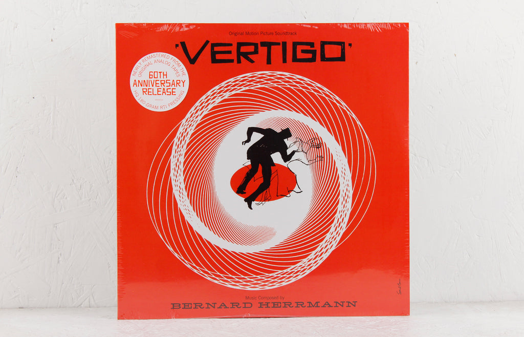 Vertigo (Original Motion Picture Soundtrack) – Vinyl LP