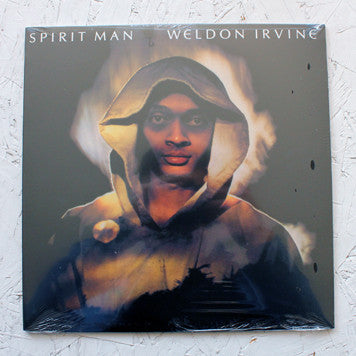 Weldon Irvine - Spirit Man - Vinyl LP