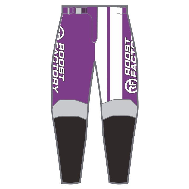 Roost Factory Racing Pants - Retro