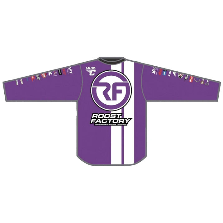 Roost Factory Racing Jersey - Retro