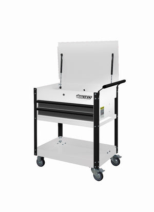 "BOXO 33"" 2 Drawer Utility Cart - Roost Factory Hoosier Offroad"