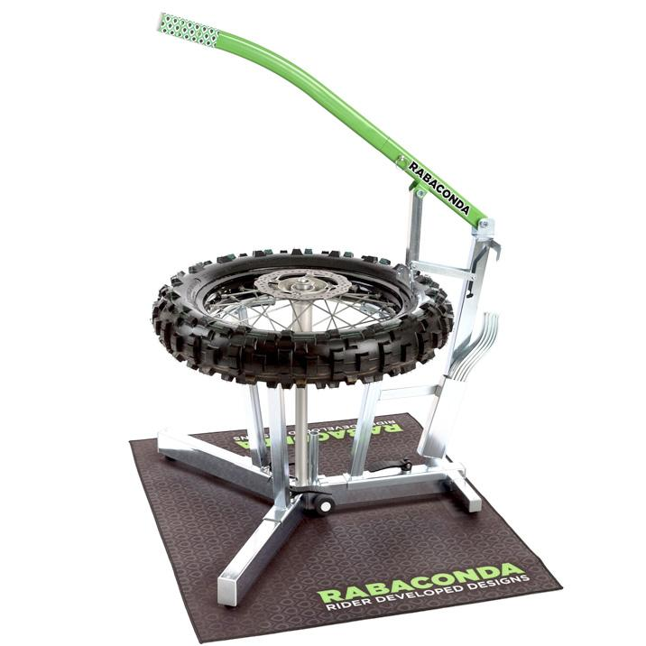 Rabaconda 3 Minute Tire Changer - Roost Factory Hoosier Offroad