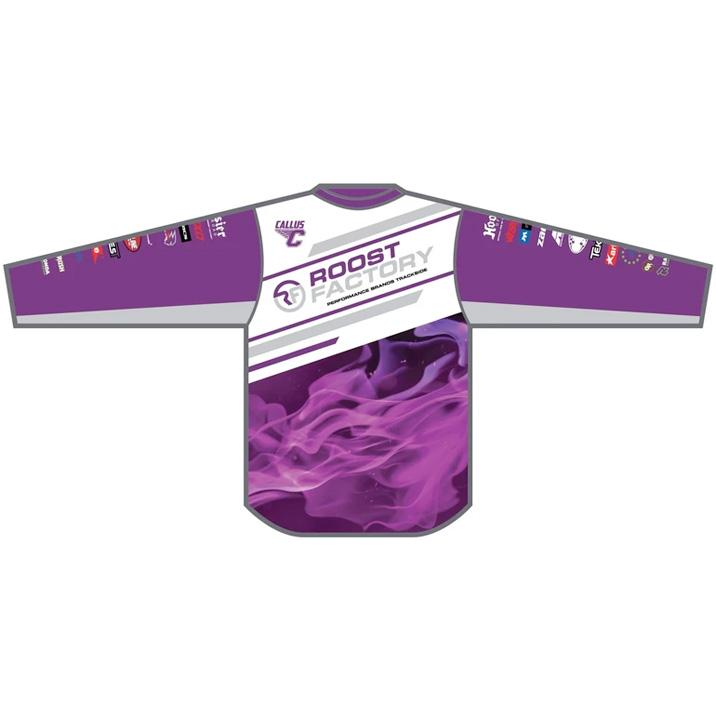 Roost Factory Racing Jersey - Wave