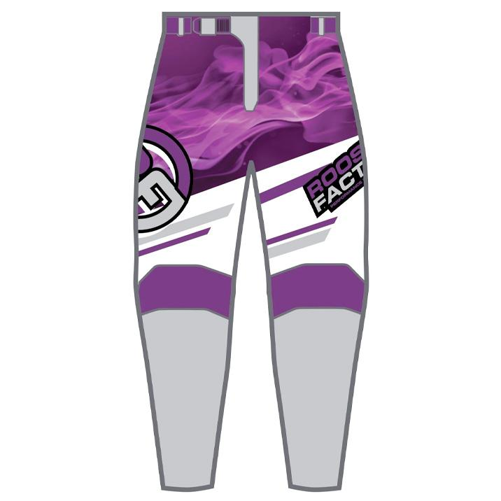 Roost Factory Racing Pants - Wave