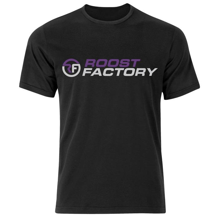 Roost Factory Men's T Shirt - Roost Factory Hoosier Offroad