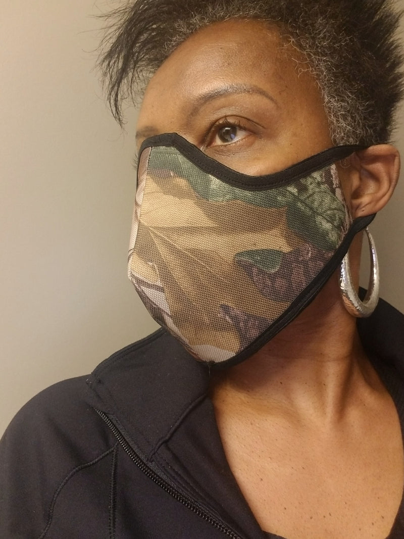 Fatigue Face Mask