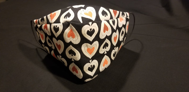 Hearts & Spades Mask