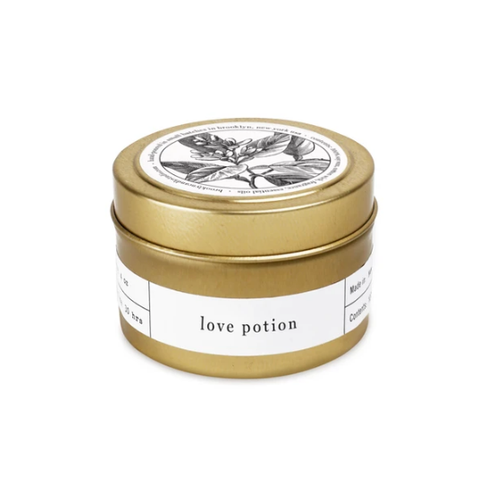 Love Potion Travel Candle