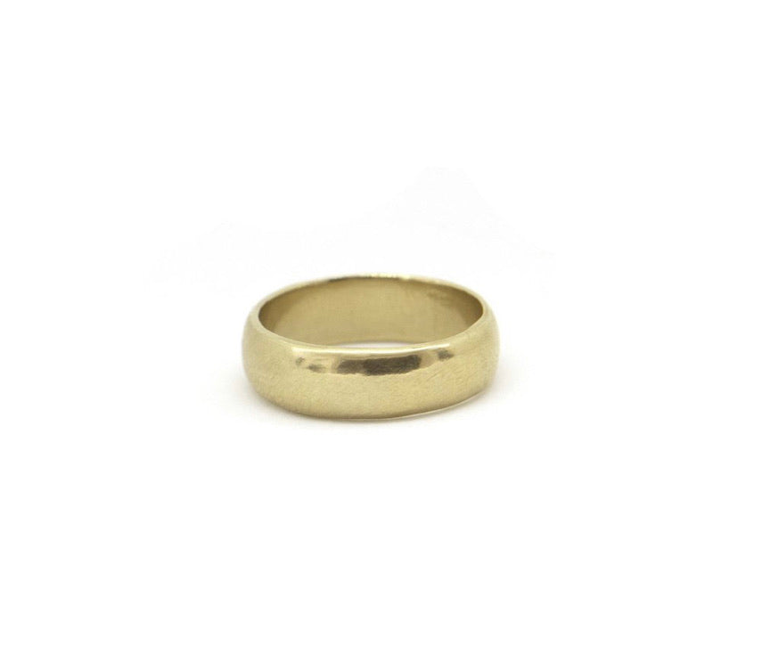 Seaworthy Narrow Cigar Ring