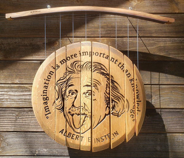 Wind Chime- Albert Einstein