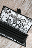 Black & White Wallet