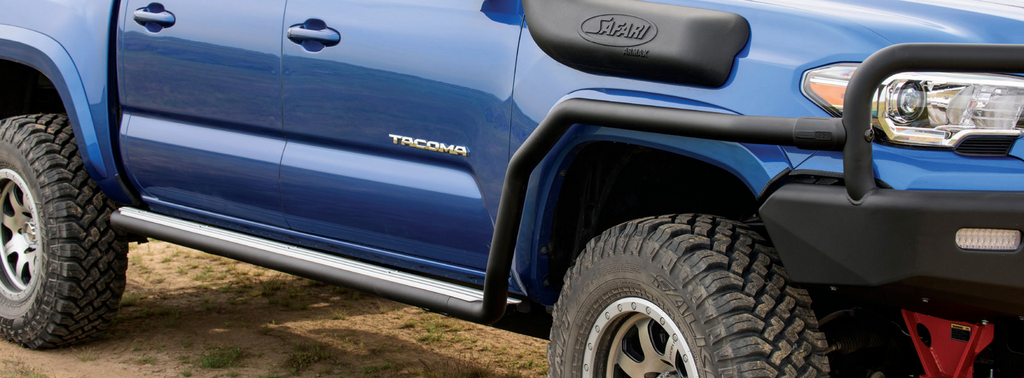 ARB Summit Side Rails for 2016+ Toyota Tacoma