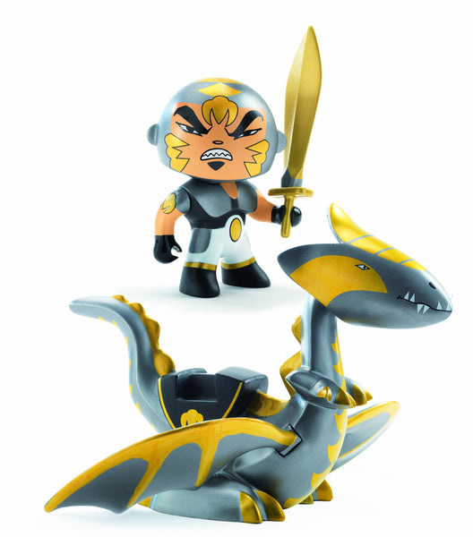 Djeco Arty Toys Chrome & Inferno